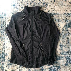 Lululemon Run Nothin' but Run Jacket Black Sz 12